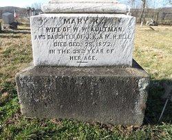 Mary K. <i>Bell</i> Aultman