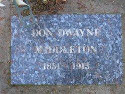 Don Juan Dewane Middleton