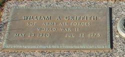 William Alexander Griffith