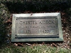 Chester Alvin Beck