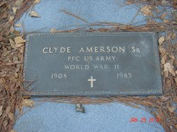 Clyde Amerson, Sr