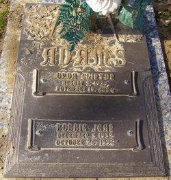 Bobbie Jean <i>Pagan</i> Adams
