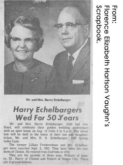 Harry Echelbarger
