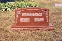 Alice M <i>Chapman</i> Bartholomew