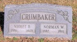 Violet B. Crumbaker