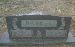 Mary J <i>Sabol</i> Barber