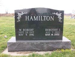 William Robert Bob Hamilton