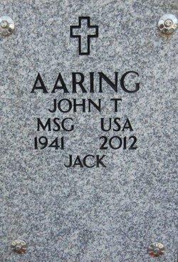 John Thomas Aaring