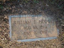 William F Hodges