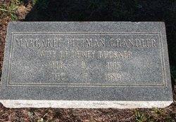 Margaret <i>Pittman</i> Buckner (Chandler)