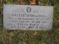 Walter Robert DeLong