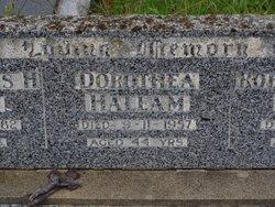 Dorothea Hallam