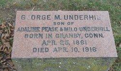 George M Underhill