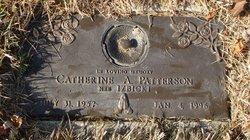 Catherine Ann <i>Izbicki</i> Patterson