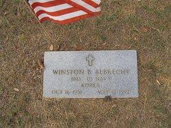 Winston Benno Albrecht