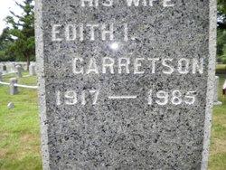 Edith I <i>Garretson</i> Combs