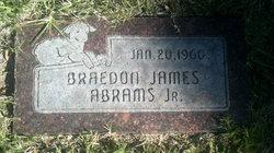 Braedon James Abrams, Jr