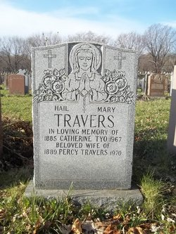 Percy Travers