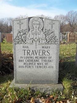 Catherine <i>Tyo</i> Travers