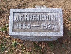 J. F. Hixenbaugh