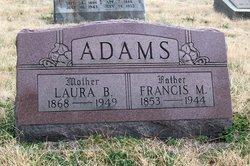 Laura Belle <i>Ross</i> Adams