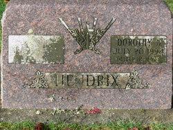 Dorothy D Hendrix