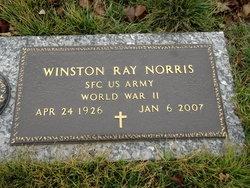 Winston Ray Norris