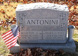 Mary Louise Antonini