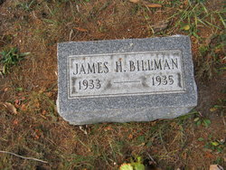 James H Billman