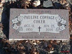 Lois Pauline <i>Bradburn</i> Coker