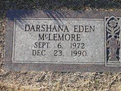 Darshana <i>Eden</i> McLemore