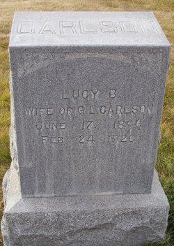 Lucy B Carlson