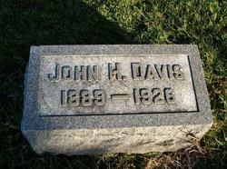 John H Davis