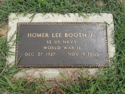 Homer Lee Red Booth, Jr
