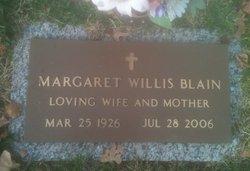 Margaret Helen Mimi <i>Holder</i> Blain