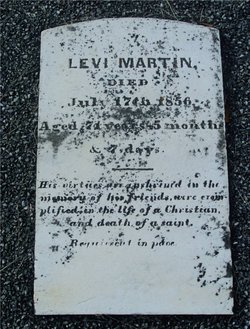 Levi Martin