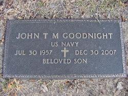 John Thomas Morgan Goodnight