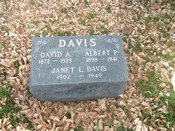 Albert P Davis