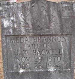 Meda <i>Brannon</i> Bagwell