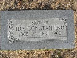 Ida Florence <i>Lucas</i> Constantino