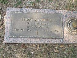 Leroy Kunshick