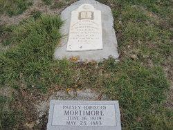 Patsey <i>Driskill</i> Mortimore