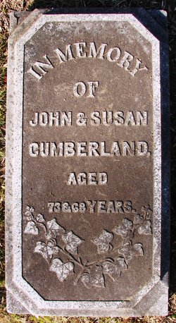 Susan King <i>Johnson</i> Cumberland