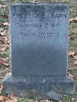 Frederick Emmons Chapin