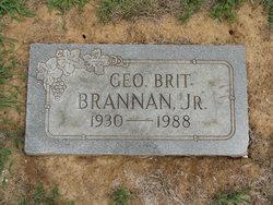 George W Brit Brannan, Jr