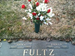 Emma Frances <i>Smith</i> Fultz