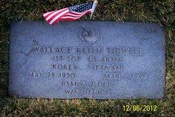 Wallace Keith Tidwell