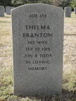 Thelma <i>Kingry</i> Branton
