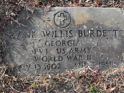 Frank W. Burdett