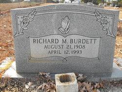 Richard M. Burdett